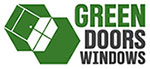 GREEN DOORS & WINDOWS Logo