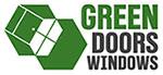 GREEN DOORS & WINDOWS Logo